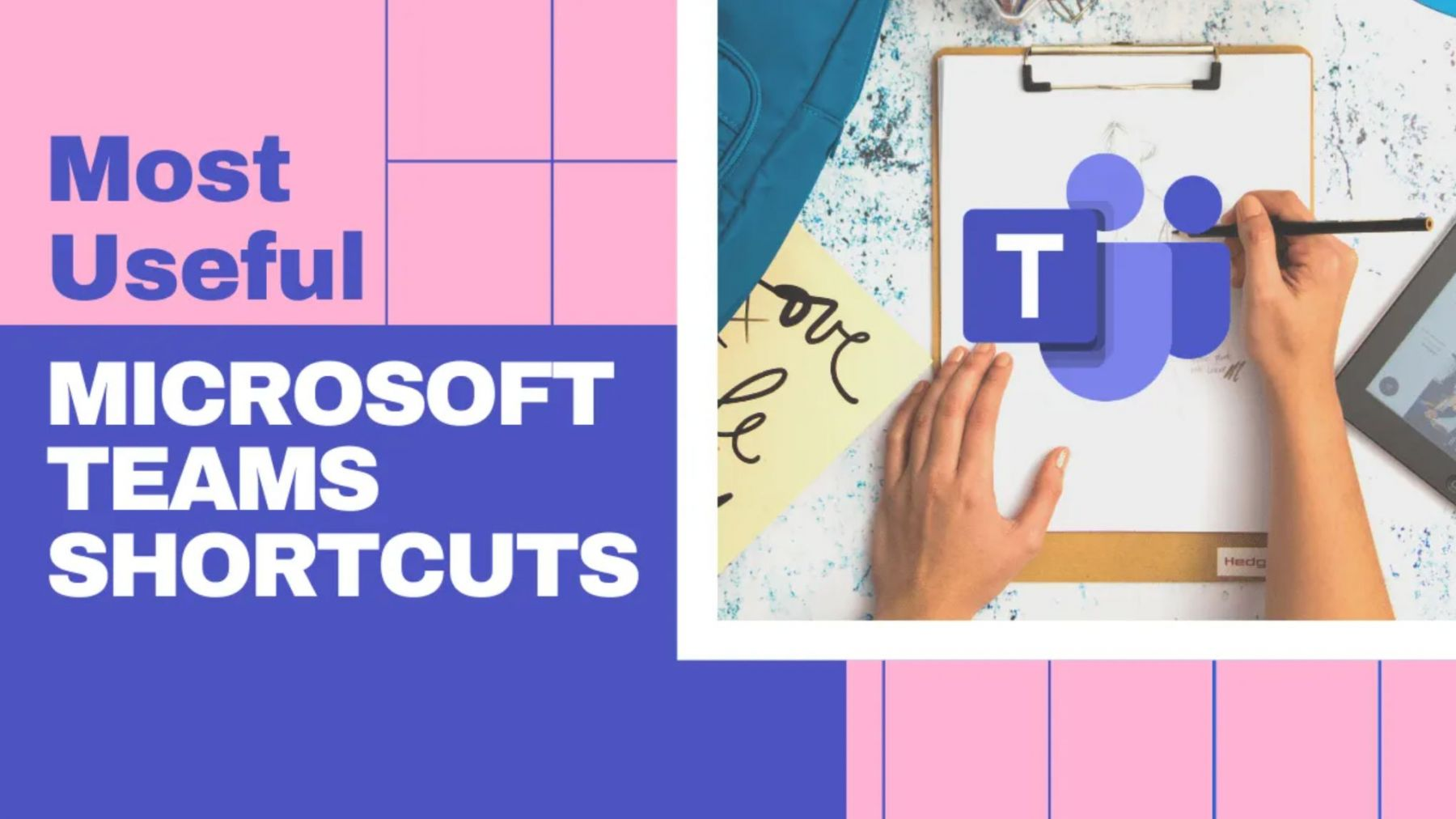 Microsoft Teams Shortcut Tutorial