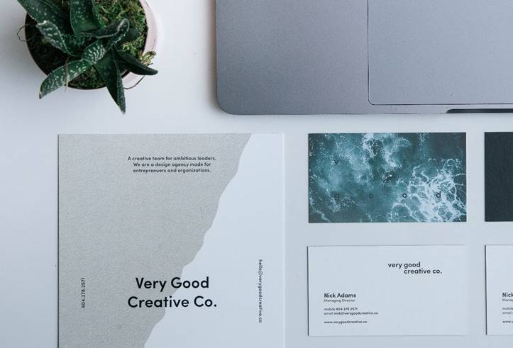 Examples of branding includes visual and content elements